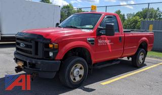 2009 Ford F350 XL Super Duty Pickup Truck with Lift Gate