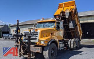 2002 Sterling LT9500 Dump Truck