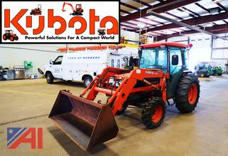 2001 Kubota L4310 Compact Utility Tractor with Loader