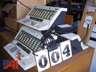 VHF Zetron Radio Consoles