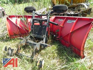"Smart Shield Boss 9' 2"" Power-V XT Plow"