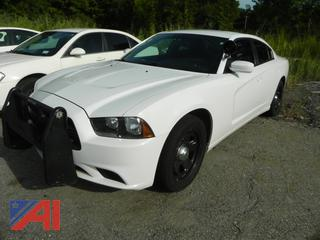 2014 Dodge Charger 4 Door/Police Vehicle