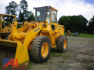 John Deere 544E Wheel Loader