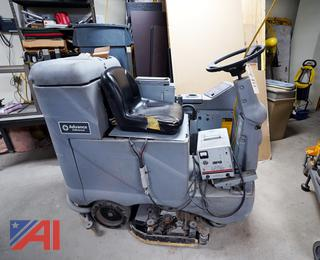 Nilfisk-Advance Adhancer #R28-C Ride On Auto-Scrubber/HS