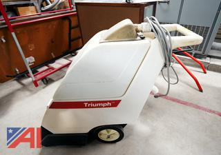 "Steamex ""Triumph"" Carpet Cleaner Extractor/HS"