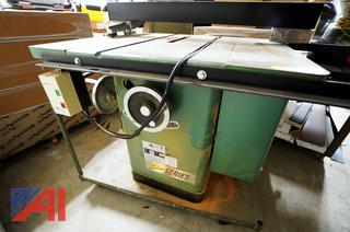 """Grizzly 10"""" Table Saw With Fence/HS"""