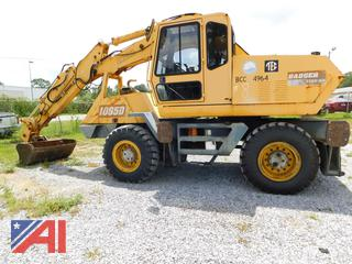 2004 Badger 1085D Wheel Excavator