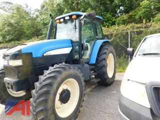 2007 New Holland TM130 Tractor