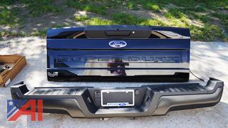 2020 Ford F250 SD Pickup Bumper & Tailgate