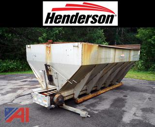 Henderson 13' S/S V-Body Drop In Spreader/3