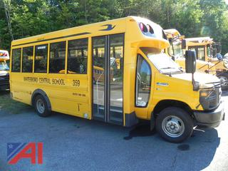 (#359) 2012 Ford E450 Mini School Bus