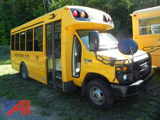 (#358) 2011 Ford E450 Mini School Bus