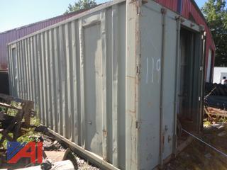 8 x 20' Storage Container