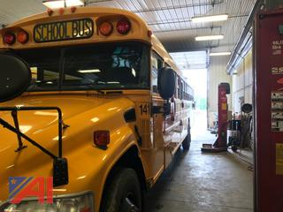 2011 Blue Bird Vision School Bus