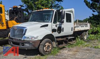 2005 International 4200 Dump Truck