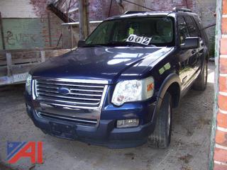 2007 Ford Explorer XLT SUV