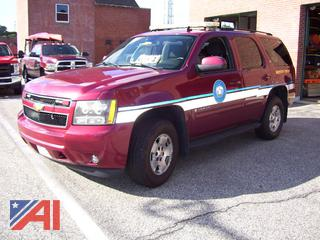 2007 Chevy Tahoe LS SUV/Emergency Vehicle