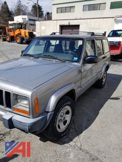 2001 Jeep Cherokee 405A SUV
