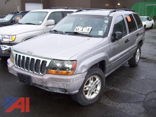 2002 Jeep Grand Cherokee SUV