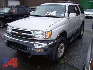 1999 Toyota 4Runner SUV