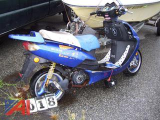 2008 JM Star Scooter