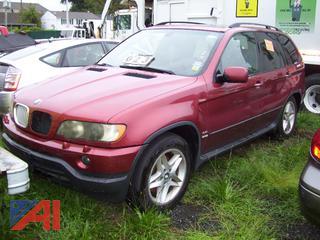 2003 BMW X5 SUV