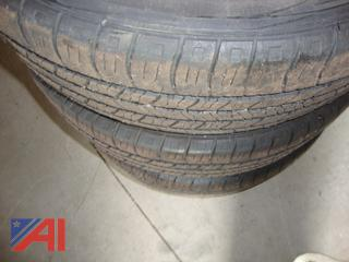 (#1646) 215/60/16 Used Goodyear Tires
