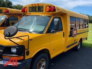 (#301) 2006 Chevy Express G3500 Mini School Bus