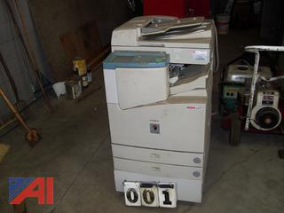 Canon Imagerunner 3300 Printer