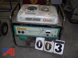 Onan K2200 Generator