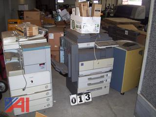 Copiers and Shredder