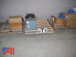 Misc. Parts and Equipment, New/Old Stock