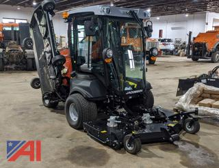 2019 Jacobsen HR800 Wide Area Rotary Mower