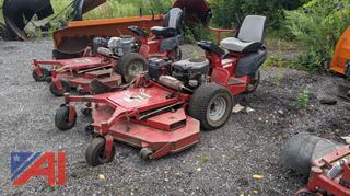 """Ferris 3-Wheel Pro 62"""" Cut Mower"""