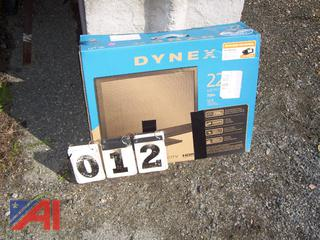 "Dynex 22"" LCD Monitor/TV"
