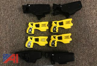 Axon X26 Tasers with Holsters