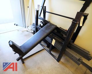 Heavy Duty Bench Press