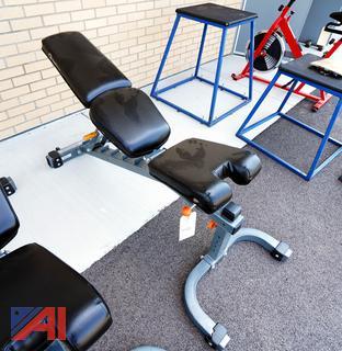 Keys Fitness #KF-FID Adjustable Bench