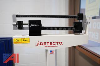 Deteco Platform Health Scale