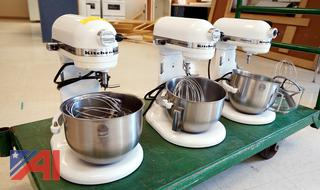 Kitchen Aid Commercial Counter Dough Mixers