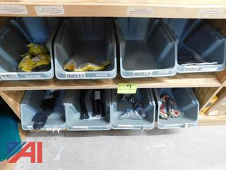 Various Heavy Equipment Parts