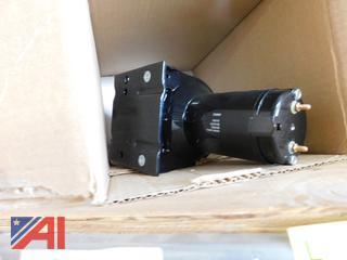 12VDC Tarp Motor