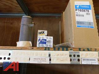 Boxes of Hex Cap Screws