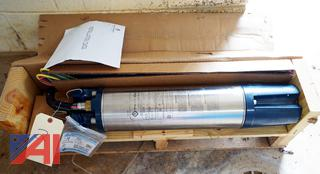 """New Franklin Electric 6"""" Submersible Well Pump"""