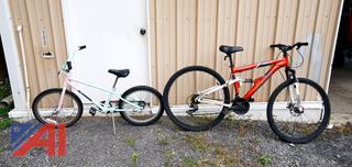 Bicycles/Mongoose & Schwinn