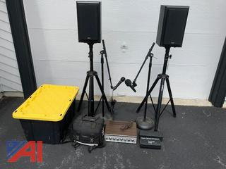 Audio & Speaker System
