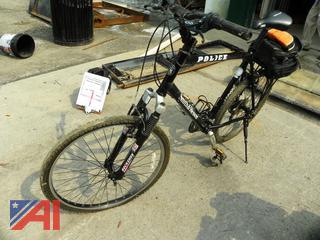 (#1) Smith & Wesson Custom Police Mountain Bike