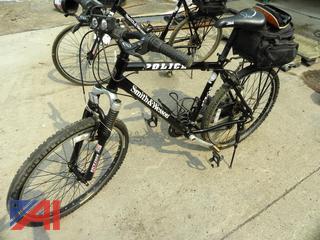 (#2) Smith & Wesson Custom Police Mountain Bike