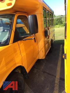 2009 Bluebird Express Mini School Bus