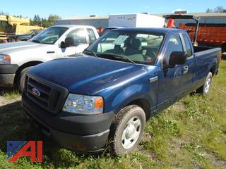 2008 Ford F150 Pickup Truck